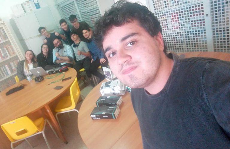 laboratorio radio scuola Mahmood Ultimo Sanremo