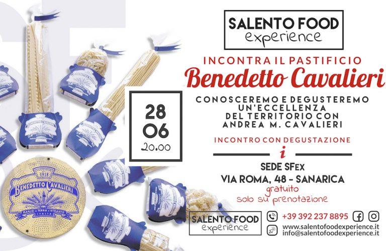 comunicazione copywriting SFex Pastificio Cavalieri L'Aura Birra