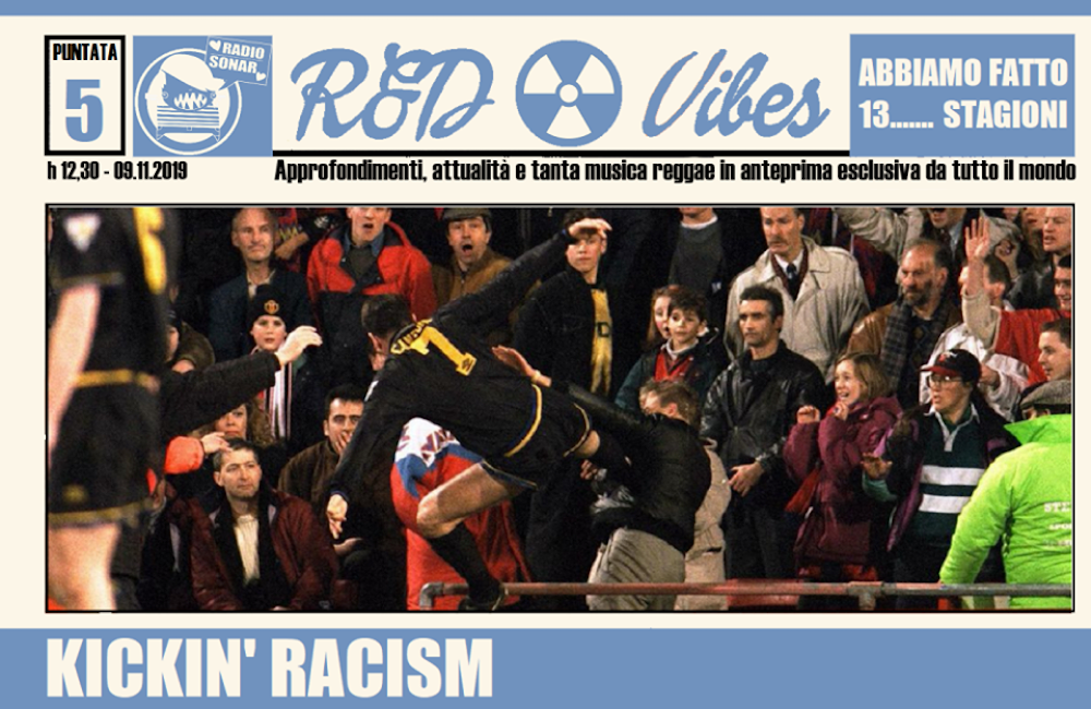 R&D Vibes: Kickin' Racism – podcast