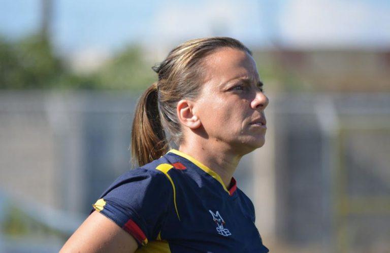 vera indino Lazio Lecce calcio femminile social network