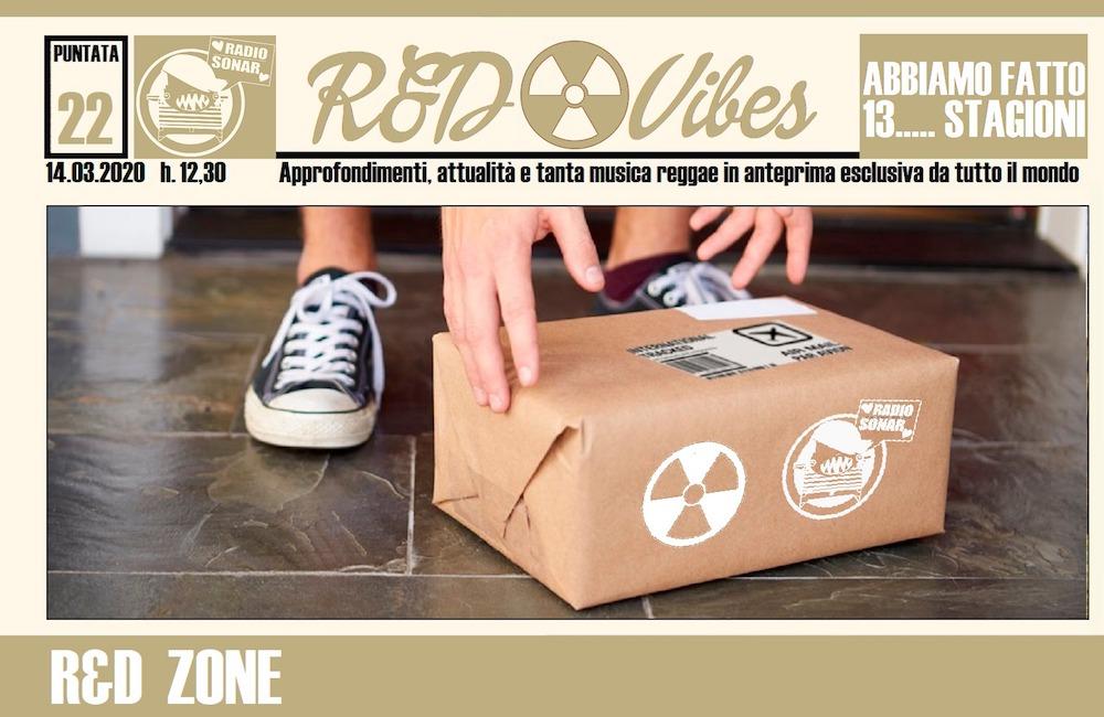 R&D Vibes #22: ReD Zone. Webradio dalla quarantena.