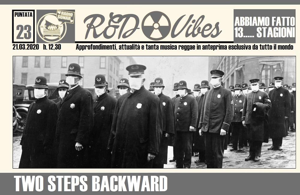 R&D Vibes #23: Two Step Backward. Le contraddizioni dell'emergenza.