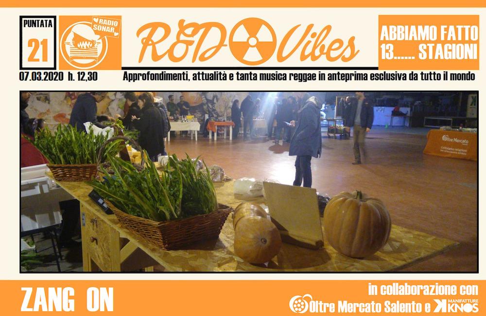 R&D Vibes #21: Zang On. Dinamica Salentina al GAS Lecce.